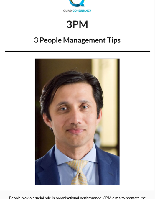 3 People Management Tips From Business Leaders